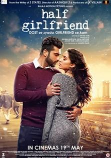 HALF GIRLFRIEND (2017) con ARJUN KAPOOR + Jukebox + Sub. Español + Online Español Halfgirlfriendposter
