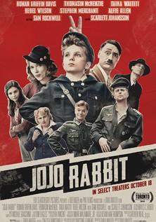 Poster for:  Jojo Rabbit