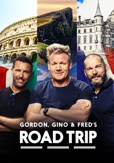 gordon gino and fred road trip